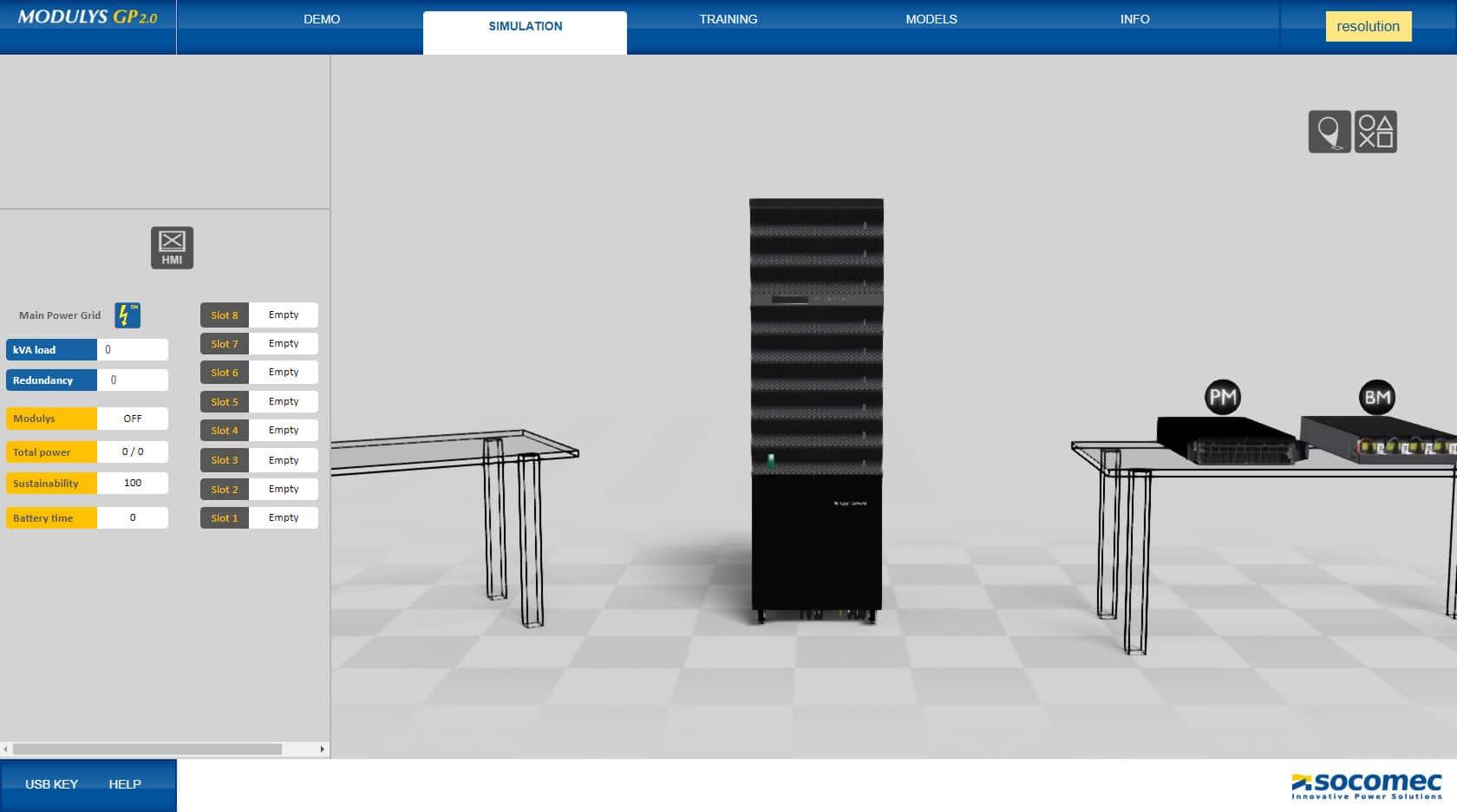 Socomec_Simulation 3D