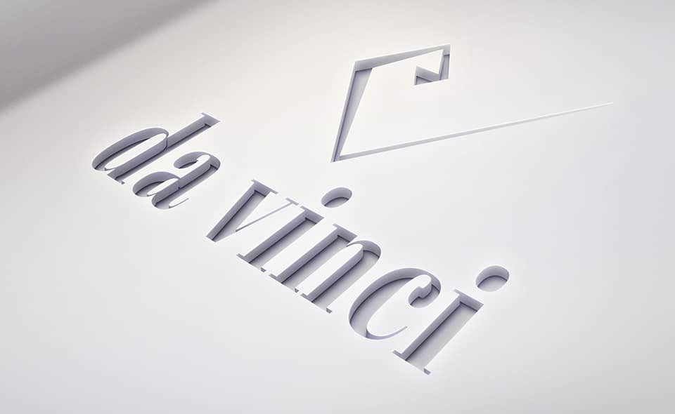 Logo Da Vinci Atelier_enseigne